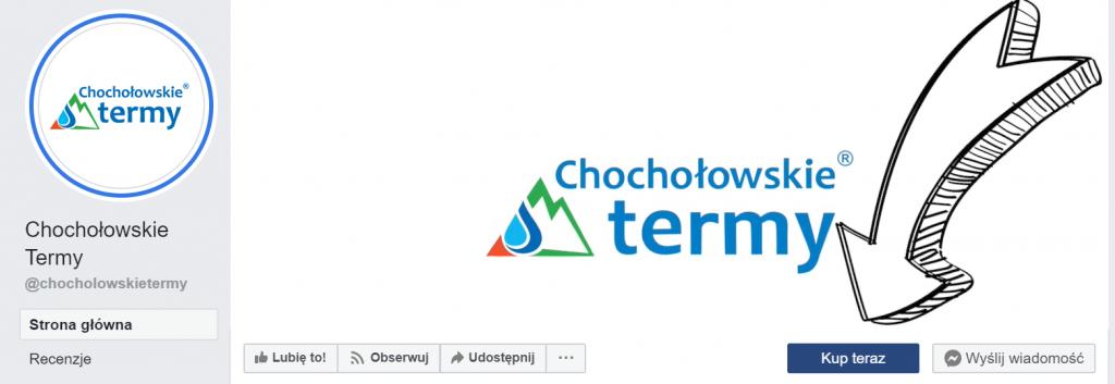 termy chochołowskie facebook