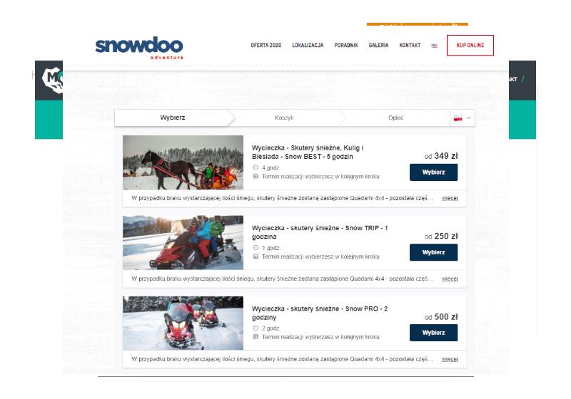 Snowdoo voucher