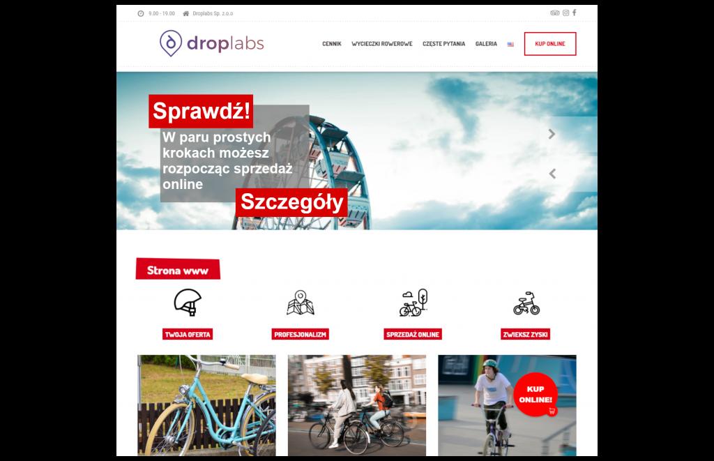 Strona www przykładowa
