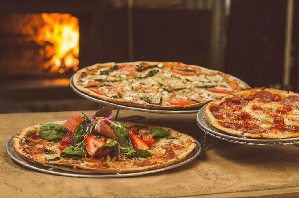 Pizza - Żródło: Pexel.pl