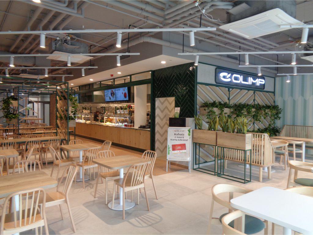 Restauracja olimp sprzedaż online