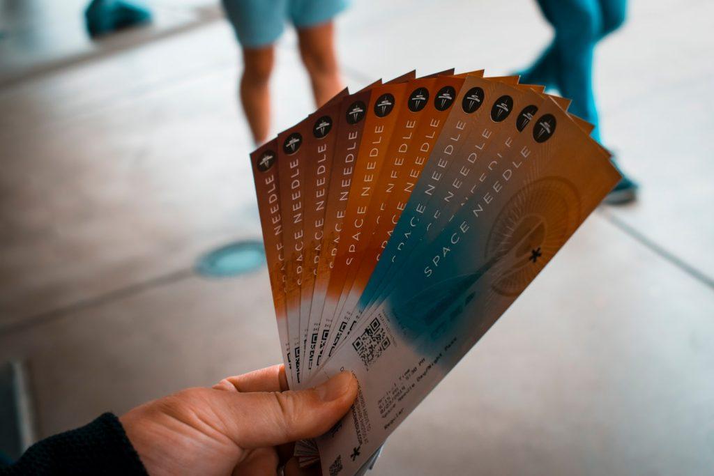 Bilety vouchery wejściówki