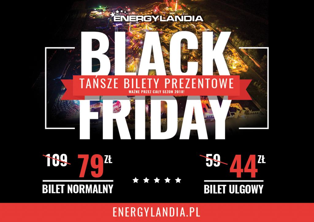 Black Friday w sklepie Energylandia