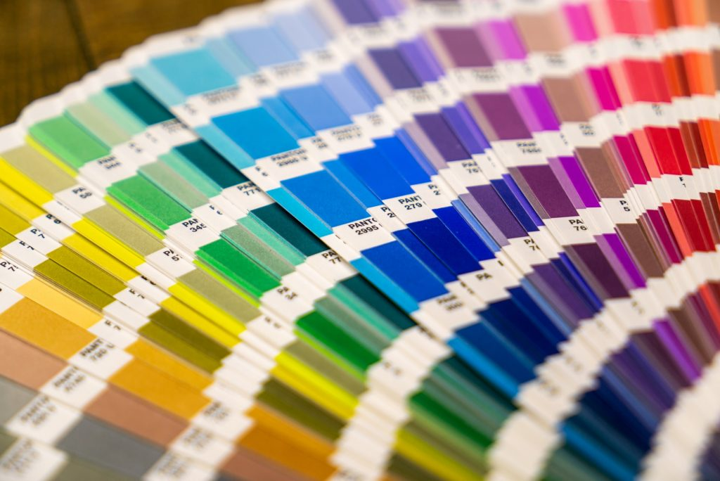 kolory sklepu internetowego