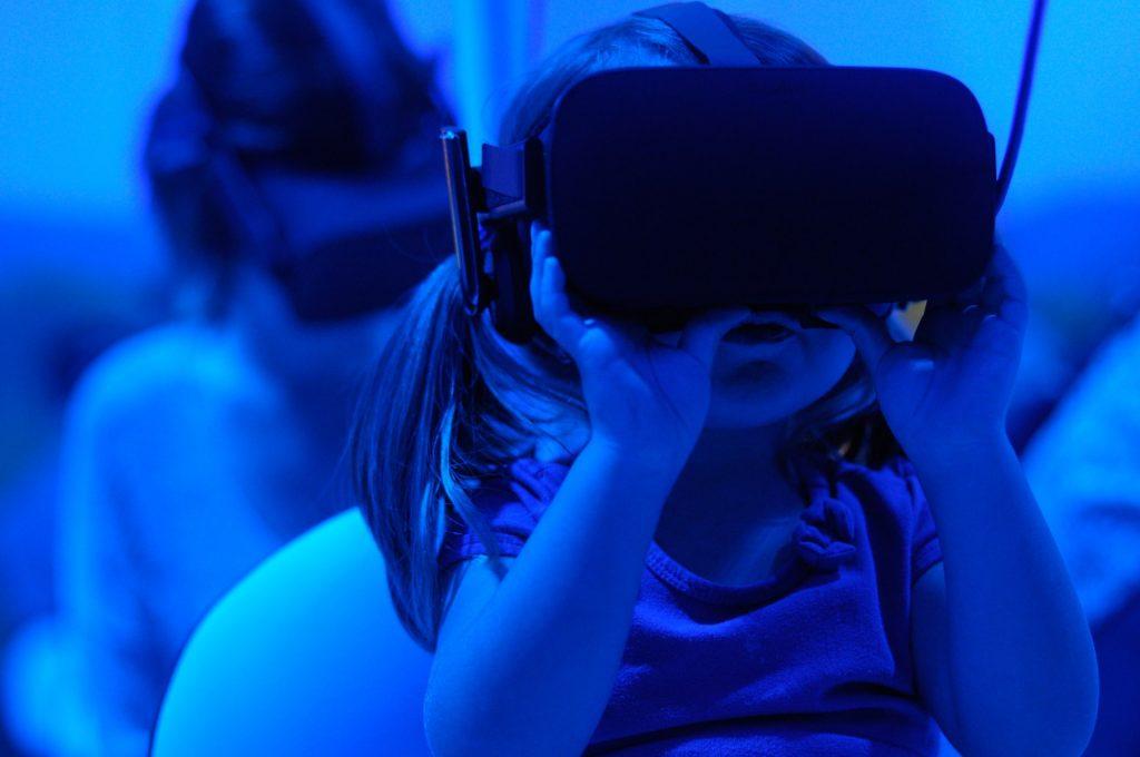 Technologie w parkach rozrywki